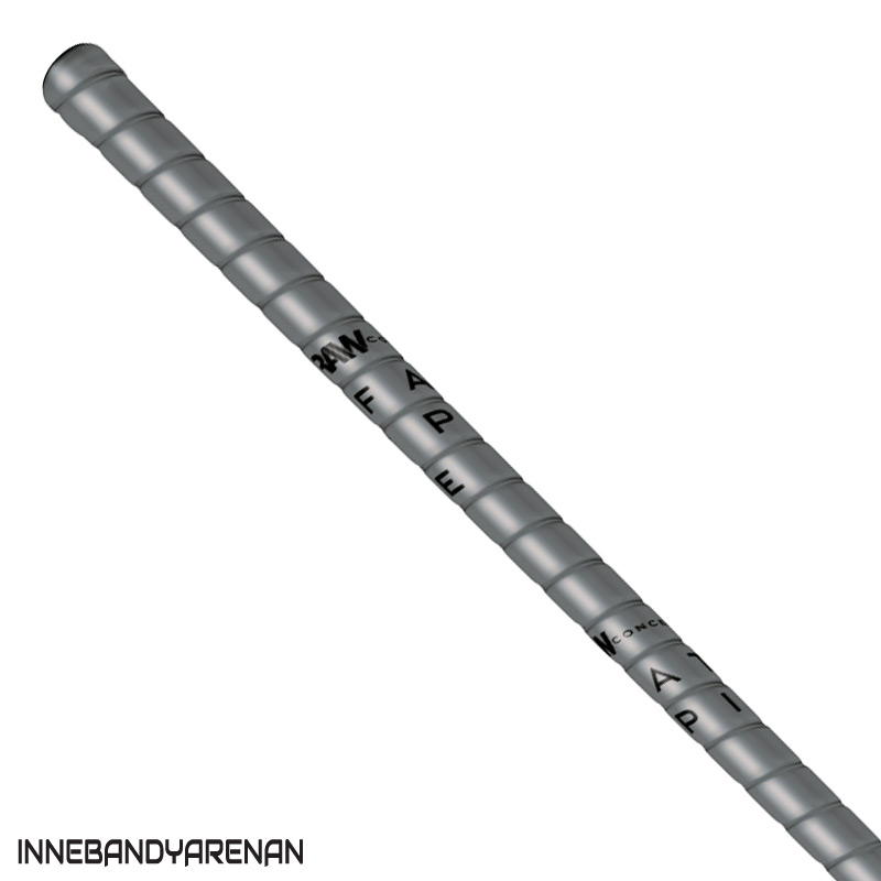 grepplinda fatpipe raw concept grip grey (bild)