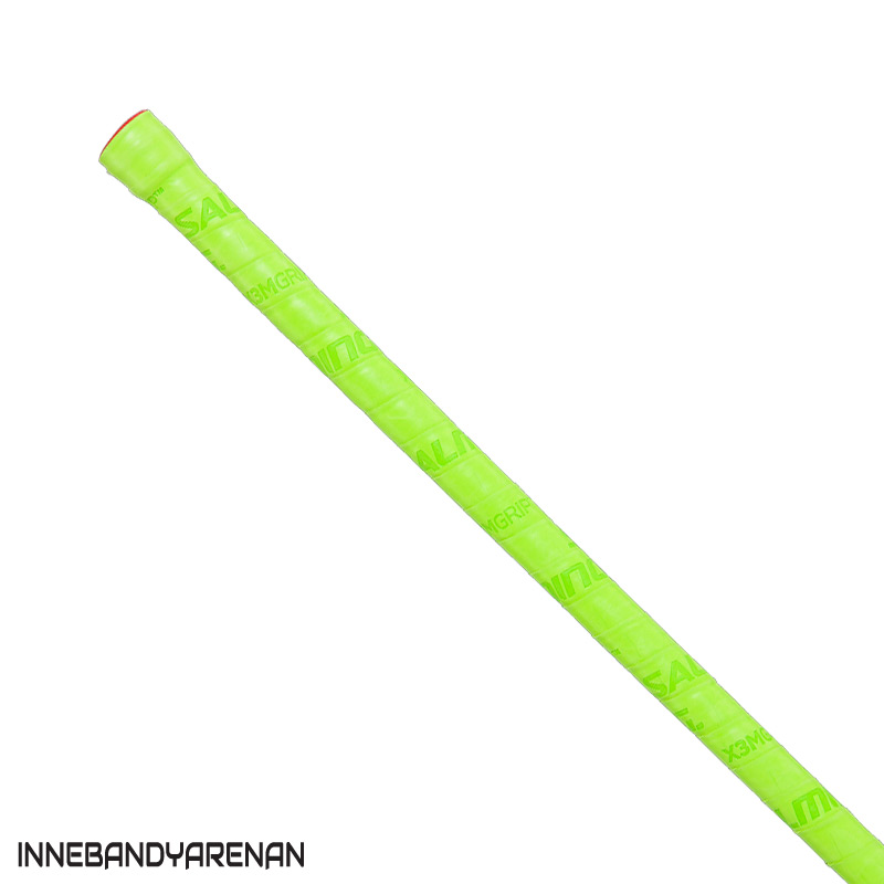 grepplinda salming x3m pro grip lime green (bild)