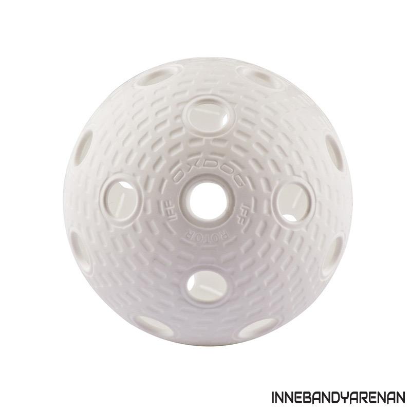 innebandyboll oxdog rotor white
