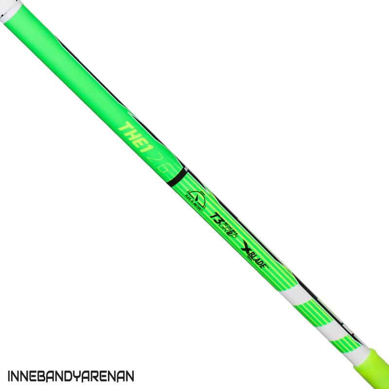 innebandyklubba exel the1 green/yellow (bild 4)