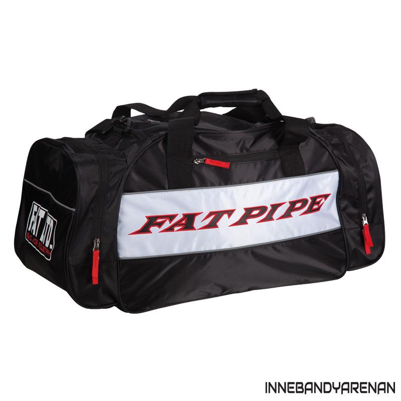 sportbag fatpipe equipment bag black (bild)