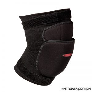 knäskydd fatpipe gk knee pad junior black