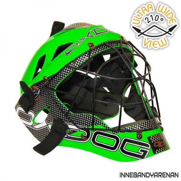 målvaktshjälm oxdog gate goalie helmet sr (bild)
