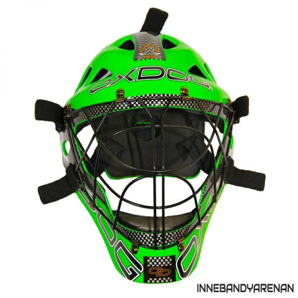 målvaktshjälm oxdog gate goalie helmet sr (bild 3)