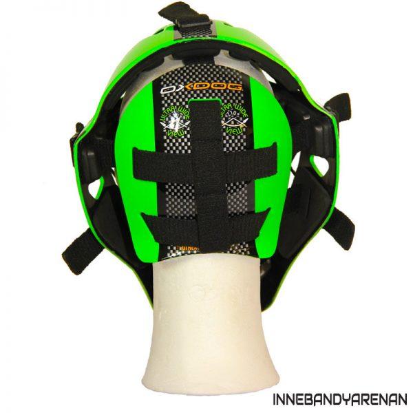 målvaktshjälm oxdog gate goalie helmet sr (bild 5)