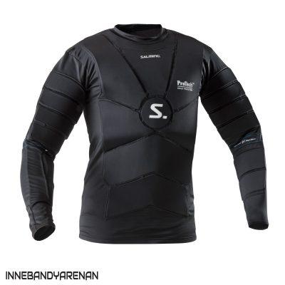 målvaktsväst salming protech core ls goalie jersey (bild)
