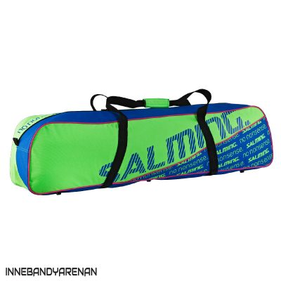 salming tour toolbag jr geckogreen/royal (bild)