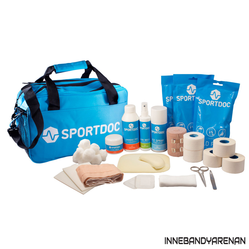 sportdoc sjukvårdsväska medium medical bag (bild)