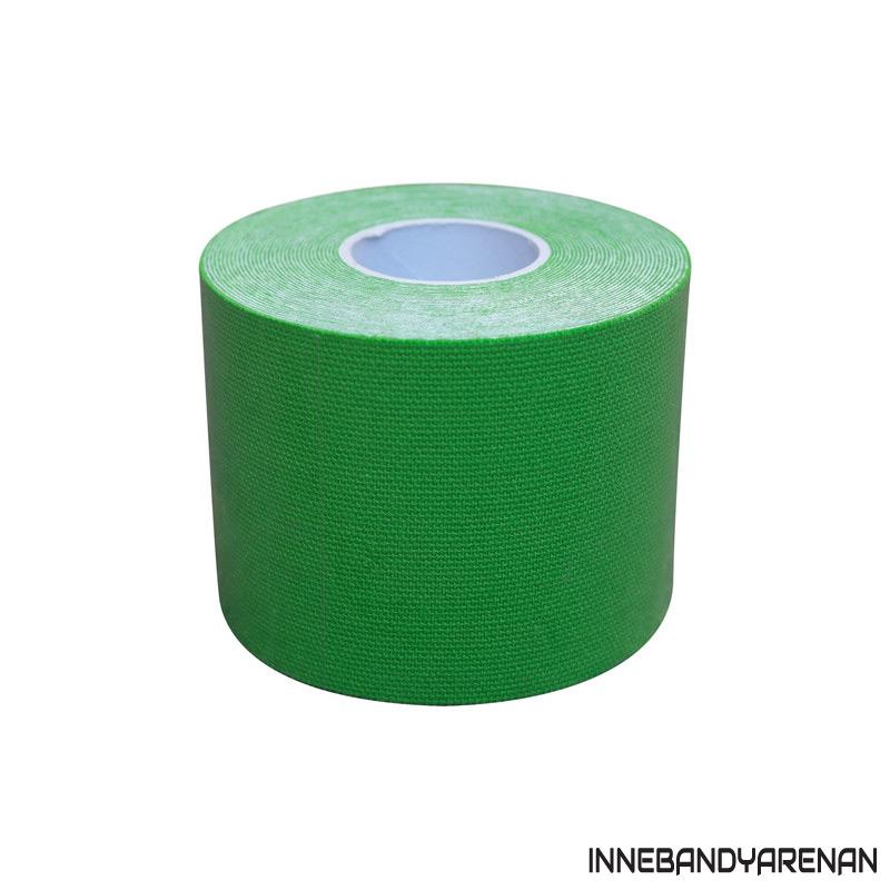 kinesiologitejp grön