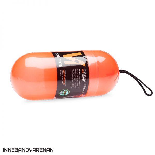 innebandyglasögon salming v1 protective eyewear kid orange (bild 2)