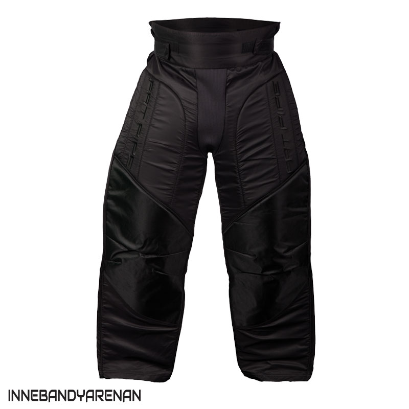 målvaktsbyxor fatpipe gk-junior pants black (bild)