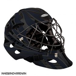 målvaktshjälm fatpipe gk-helmet pro sr black (bild)
