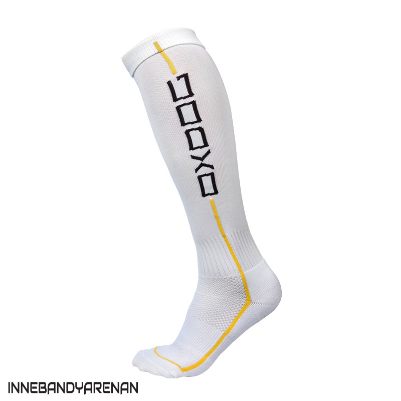 matchstrumpor oxdog fit socks white (bild)
