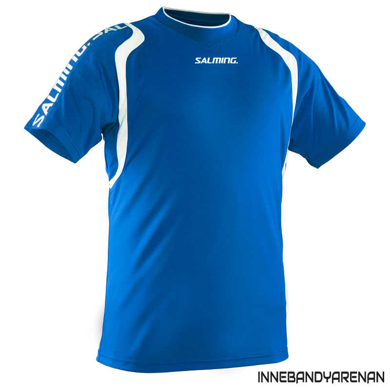 matchtröja salming rex jersey royal blue/white (bild)