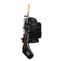Ryggsäck Fat Pipe Drow Stick Backpack Black/Orange (bild)