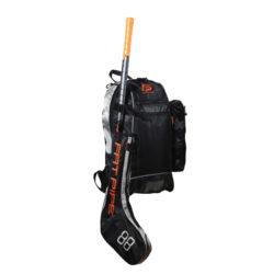 Ryggsäck Fat Pipe Drow Stick Backpack Black/Orange (bild)