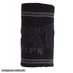 svettband fatpipe grind longer wristband black (bild)