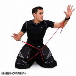 blindsave goalie power trainer (bild)