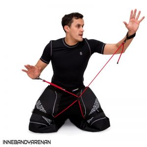 blindsave goalie power trainer (bild)