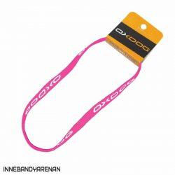 hårband oxdog slim hairband pink (bild)
