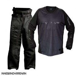 malvaktskläder fatpipe gk all black