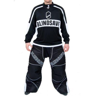 målvaktskläder blindsave goalie black