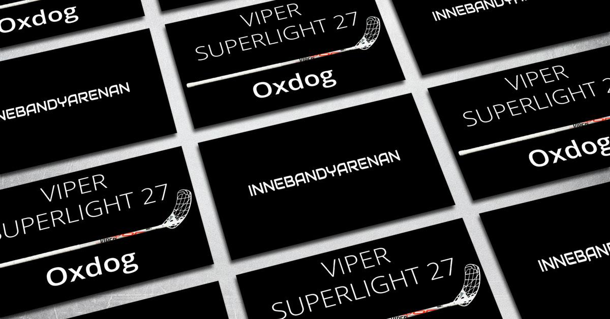 Oxdog Viper Superlight 27 WT Round MBC