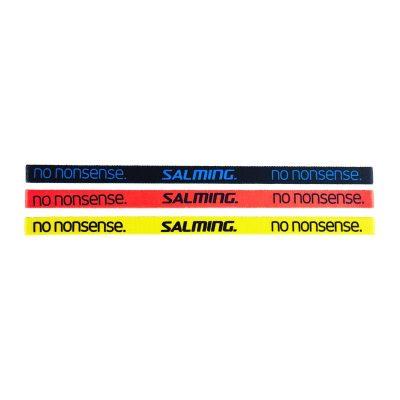 Hårband Salming Hairband 3-pack Yellow/Mixed