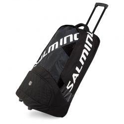 Målvaktsväska Salming Pro Tour Trolley Black