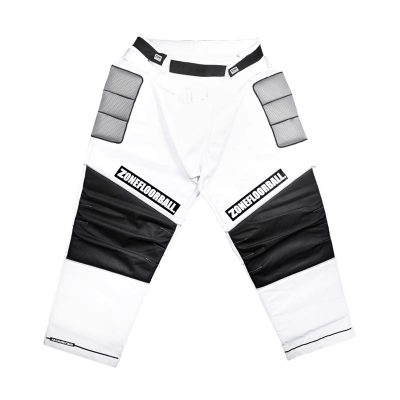 Målvaktsbyxor Zone Goalie Pants Monster White/Black