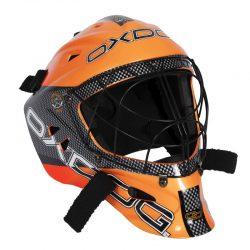 Målvaktshjälm Oxdog Tour Helmet SR Flame Orange