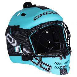 Målvaktshjälm Oxdog Vapor Helmet JR Tiffany Blue