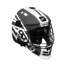 Målvaktshjälm Zone Goalie Mask Legend Black/White JR