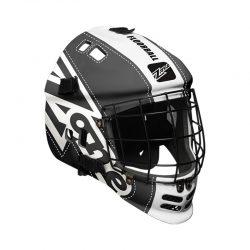 Målvaktshjälm Zone Goalie Mask Legend Black/White JR