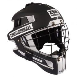 Målvaktshjälm Zone Goalie Mask Monster Square Cage Black/White