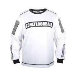 Målvaktströja Zone Goalie Sweater Monster White/Black
