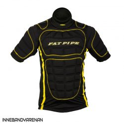 Målvaktsväst Fat Pipe GK-Protective Shirt Black JR