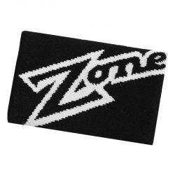 Svettband Zone Wristband Mega Black
