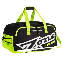 Sportväska Zone Sport Bag Eyecatcher Medium Black/White/Lime