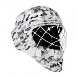 Målvaktshjälm Salming Phoenix Elite Helmet Camouflage