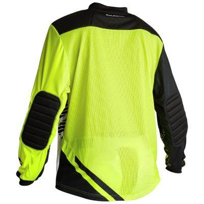 Målvaktströja Salming Atilla Goalie Jersey SR Yellow/Black
