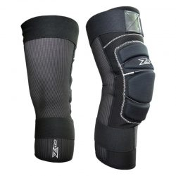 Knäskydd Zone Goalie Shinguard Monster Black SR