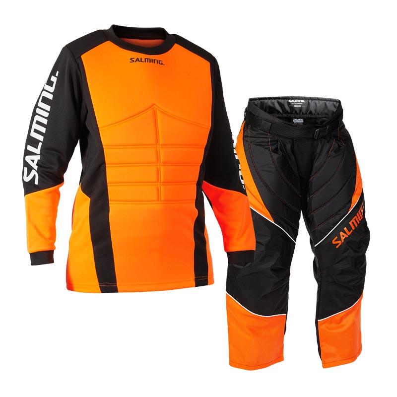 2531b89fa Målvaktskläder Salming Atlas Orange Black JR
