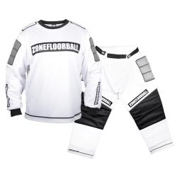 Målvaktskläder Zone Goalie Monster White/Black