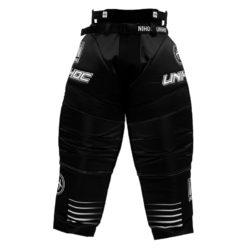 Målvaktsbyxor Unihoc Goalie Pants Inferno Black (bild)