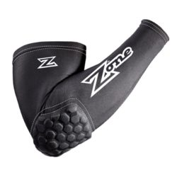 Armbågsskydd Zone Goalie Elbow Protection Monster Black (bild)