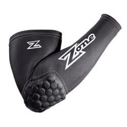 Armbågsskydd Zone Goalie Elbow Protection Monster Black (bild)