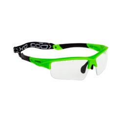 Innebandyglasögon Oxdog Spectrum Eyewear Green JR/SR (bild)