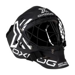 Målvaktshjälm Oxdog XGuard Helmet SR Black(bild)