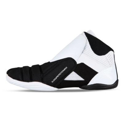 Målvaktsskor Salming Slide 5 Goalie Shoe White/Black